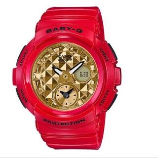ベビージー(Baby-G)のBaby-G ベビ−G CASIO  BGA-195VLA-4AJF   腕時計(腕時計)