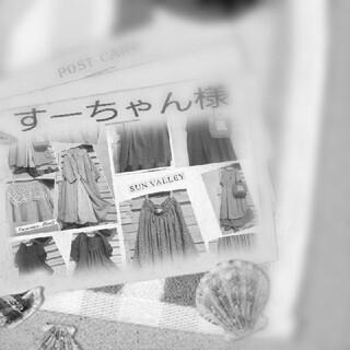 サマンサモスモス(SM2)のすーちゃん様♪Sm2/レース襟ワンピ SUNVALLEY/ロンスカ..他 全3点(セット/コーデ)