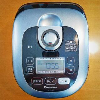 Panasonic - IHジャー炊飯器品番SRHB101  Panasonic 銅釜  IH炊飯ジャー
