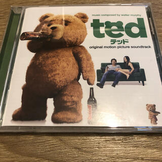TED オリジナルサウンドトラック テッド サントラ(映画音楽)