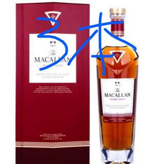 マッカラン レアカスク 3本 (ウイスキー)