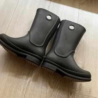 クロックス(crocs)のクロックス レインブーツ 軽量(長靴/レインシューズ)