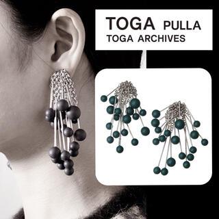 TOGA - 新品 定価2.0万円 TOGA PULLA Ball Motif Earring