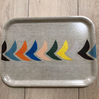 mina perhonen - ミナペルホネン トレイ bird