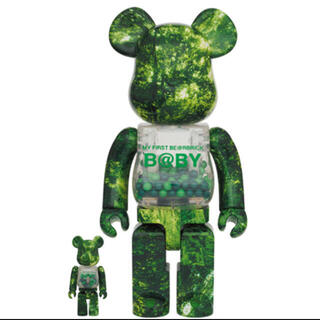 MY FIRST BE@RBRICK B@BY FOREST GREEN 400(その他)