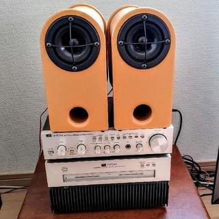 三菱 - 三菱 DIATON ステレオ パワーアンプ M-A05 M-P05 紙筒スピーカ