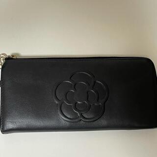 クレイサス(CLATHAS)のクレイサス 長財布 黒(財布)