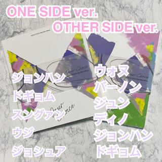 セブンティーン(SEVENTEEN)のセブチ アルバム Your Choice OTHERSIDE&ONESIDE(K-POP/アジア)