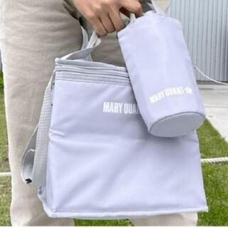 マリークワント(MARY QUANT)のMARY QUANTクーラーバッグ&ボトルカバー(弁当用品)