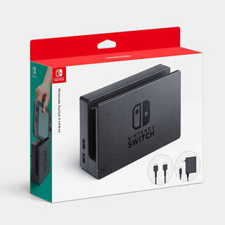 ニンテンドースイッチ(Nintendo Switch)のSwitch 充電ドック 新品未開封(家庭用ゲーム機本体)