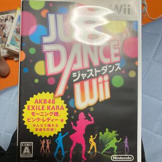 just dance wii(家庭用ゲームソフト)