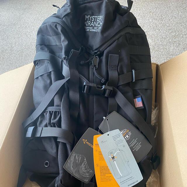 MYSTERY RANCH(ミステリーランチ)のMYSTERY RANCH 3DAY ASSAULT CL メンズのバッグ(バッグパック/リュック)の商品写真