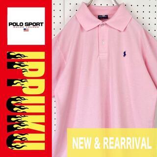 Ralph Lauren - 90年代 90s ラルフローレンスポーツ ポロスポ ポロシャツ カットソー