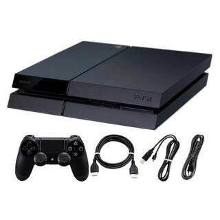 プレイステーション4(PlayStation4)のプレステ4 本体(家庭用ゲーム機本体)