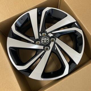 トヨタ - ライズ 17インチ 純正ホイール