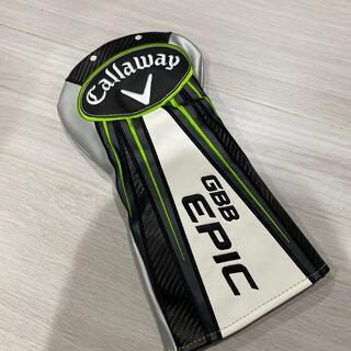 キャロウェイゴルフ(Callaway Golf)のエピック ドライバー用ヘッドカバー(その他)