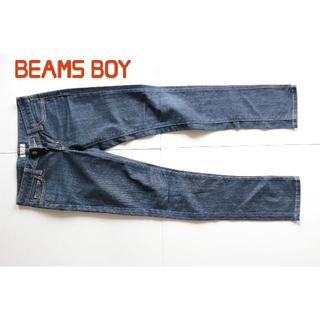 ビームスボーイ(BEAMS BOY)の送料無料【BEAMS BOY】デニム サイズ1 インディゴブルー(デニム/ジーンズ)