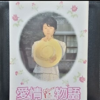 【送料無料】原田知世主演映画『愛情物語』のパンフレット(その他)