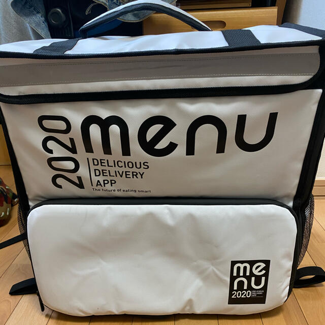 デリバリーバッグ メンズのバッグ(バッグパック/リュック)の商品写真