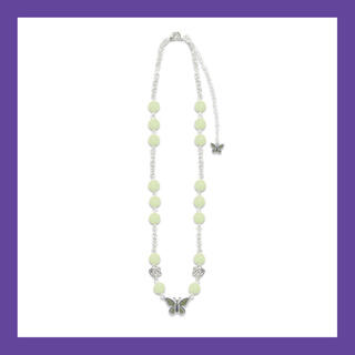 ピースマイナスワン(PEACEMINUSONE)のSTUGAZI Luna Angel Necklace (ネックレス)