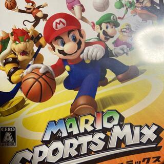 wii mariosportsmix(家庭用ゲームソフト)