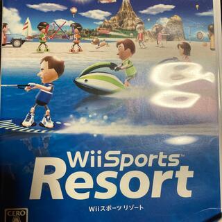 wii sports resort(家庭用ゲームソフト)