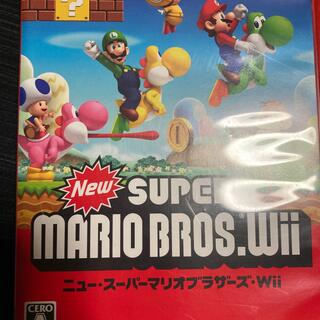 wii new super mario brothers (家庭用ゲームソフト)