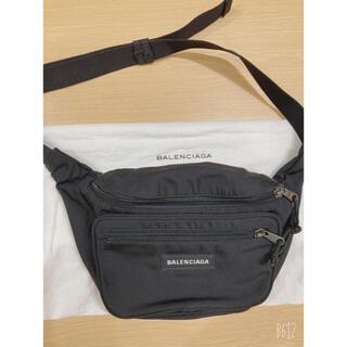 バレンシアガ(Balenciaga)の美品BALENCIAGA エクスプローラー ベルトバッグ(ボディバッグ/ウエストポーチ)