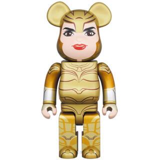 メディコムトイ(MEDICOM TOY)のBE@RBRICK WONDER WOMAN GOLDEN ARMOR 400%(その他)