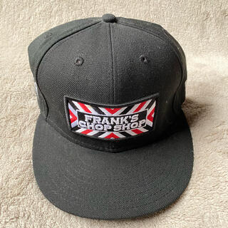 フランクワンファイブワン(Frank151)の希少 激レア Frank 151 Chop Shop SnapBack 黒(キャップ)