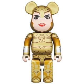 BE@RBRICK wonder woman golden armorワンダーウ(その他)