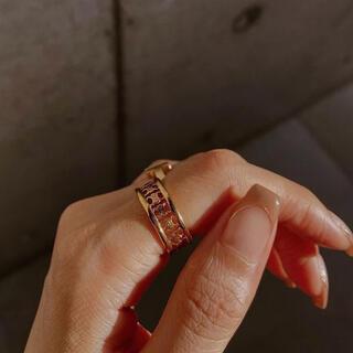 セリーヌ(celine)の正規品 CELINE セリーヌ リング マイヨン トリオンフ マルチリング(リング(指輪))