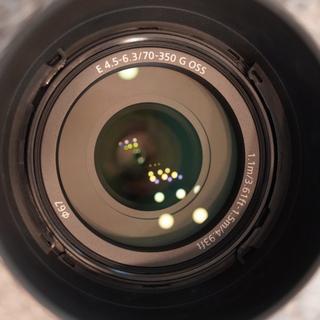 ソニー(SONY)のSONY SEL70350G sel70350g 2024.11.21まで保証(レンズ(ズーム))