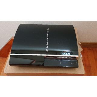 ソニー(SONY)のPS3 CECHL00 80GB 動作品 本体のみ 美品(家庭用ゲーム機本体)