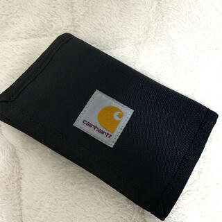 カーハート(carhartt)のCarhartt 財布 ウォレット ブラック DELTA WALLET(折り財布)