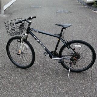 ルイガノ(LOUIS GARNEAU)のルイガノ自転車 21段階変則(自転車本体)