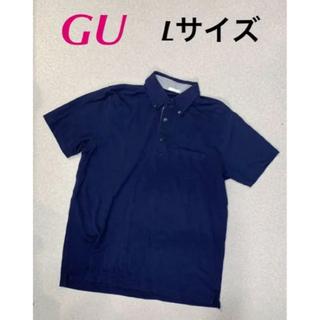 ジーユー(GU)のGU  ポロシャツ メンズ(ポロシャツ)