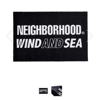 ネイバーフッド(NEIGHBORHOOD)のWIND AND SEA × NEIGHBORHOOD マット ラグ(ラグ)