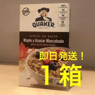 コストコ(コストコ)の【即日発送!完売次第終了!】コストコ クエーカー インスタントオートミール 1箱(ダイエット食品)