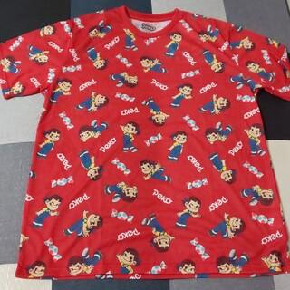 サンリオ(サンリオ)のペコちゃん柄のTシャツLL(Tシャツ/カットソー(半袖/袖なし))