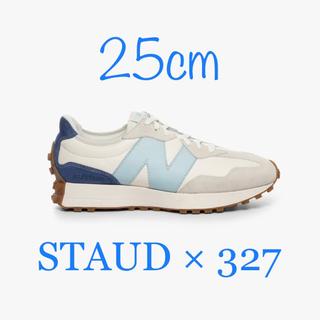 ニューバランス(New Balance)の⭐︎希少コラボ⭐︎ 25cm STAUD × New Balance 327 (スニーカー)
