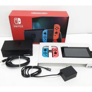 ニンテンドースイッチ(Nintendo Switch)のニンテンドースイッチ 本体(家庭用ゲーム機本体)