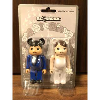 メディコムトイ(MEDICOM TOY)のBE@RBRICK グリーティング 結婚 4 PLUS 100%(その他)