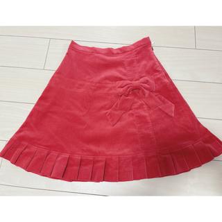 エミリーテンプルキュート(Emily Temple cute)のエミリーテンプル キュート リボンスカート(ひざ丈スカート)