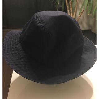 ムジルシリョウヒン(MUJI (無印良品))の無印良品 平天ハット 帽子(ハット)