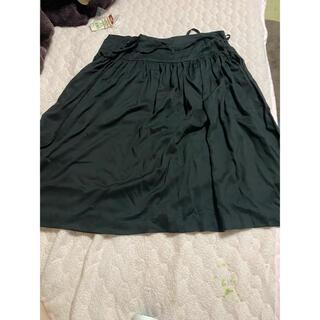ムジルシリョウヒン(MUJI (無印良品))の無印良品 スカート(ひざ丈スカート)