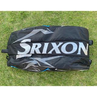 Srixon - SRIXONRIXON(スリクソン)★テニスラケットバッグ★(ラケット9本収納)