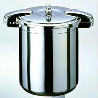 ワンダーシェフ(ワンダーシェフ)の両手圧力鍋 20L(調理機器)