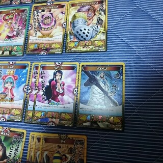 ONE PIECE カード(シングルカード)