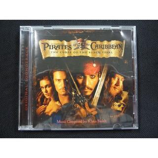 [CD] パイレーツオブカリビアン 呪われた海賊たち サウンドトラック(帯付き)(映画音楽)
